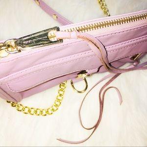 Rebecca Minkoff Bags - Rebecca Minkoff  shoulder leather chain link bag
